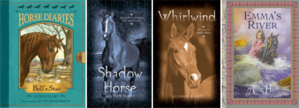 Books by Alison Hart