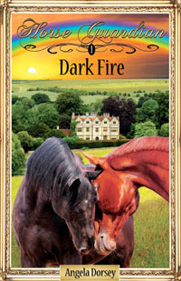 Dark Fire by Angela Dorsey